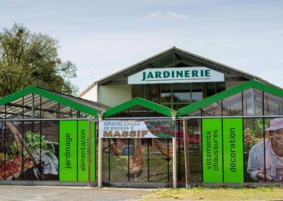 Jardinerie - Gien - Coullons -Jardinerie Suplisson